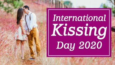 International Kissing Day 2020 Date And Significance: Know The History of The Observance Celebrated to Bring People Closer